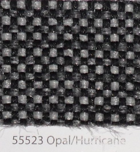 55523 Opal/Hurricane Tweed