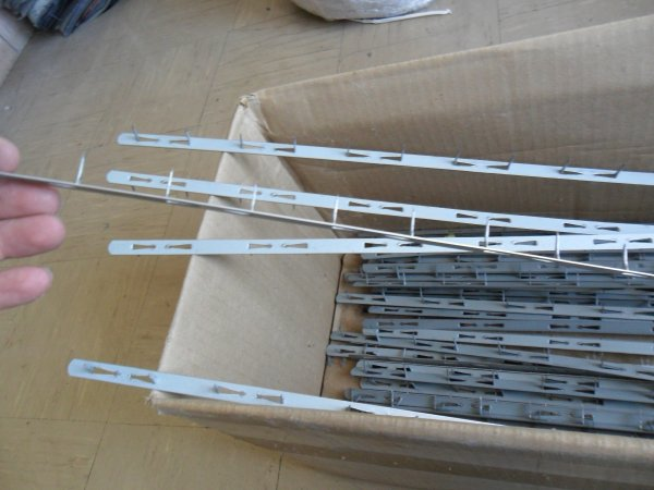 "Metal Tack Strip 27"" Price Per Each"