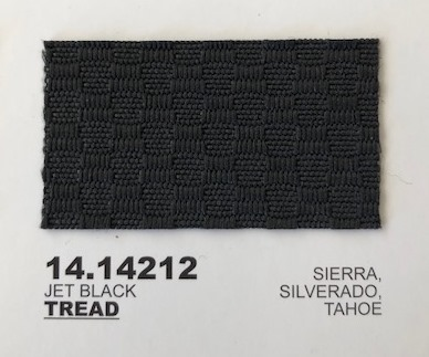 Tread Jet Black 14.14212