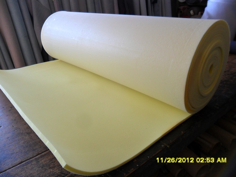 "Sew Foam 1/2"" Heavy Duty"