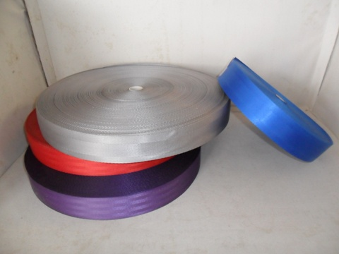Seat Belt Webbing Purple