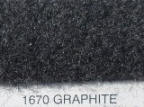 "1670 Graphite Flexform Carpet 80"" Wide"