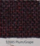 55585 Plum/Grape Tweed