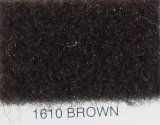 "1610 Brown Flexform Carpet 80"" Wide"