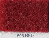 "1605 Red Flexform Carpet 80"" Wide"