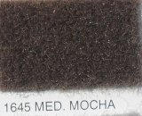 "1645 Med. Mocha Flexform Carpet 80"" Wide"