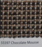 55597 Chocolate Mousse Tweed