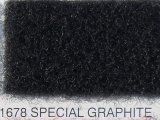 "1678 Special Graphite Flexform Carpet 80"" Wide"