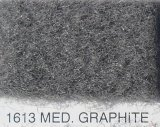 "1613 Med. Graphite Flexform Carpet 80"" Wide"