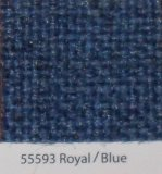 55593 Royal/Blue Tweed