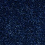 "5831 Navy 72"" Wide Aqua Turf Maine Carpet"