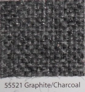 55521 Graphite/Charcoal Tweed
